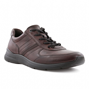 ECCO Mens Irving Brown